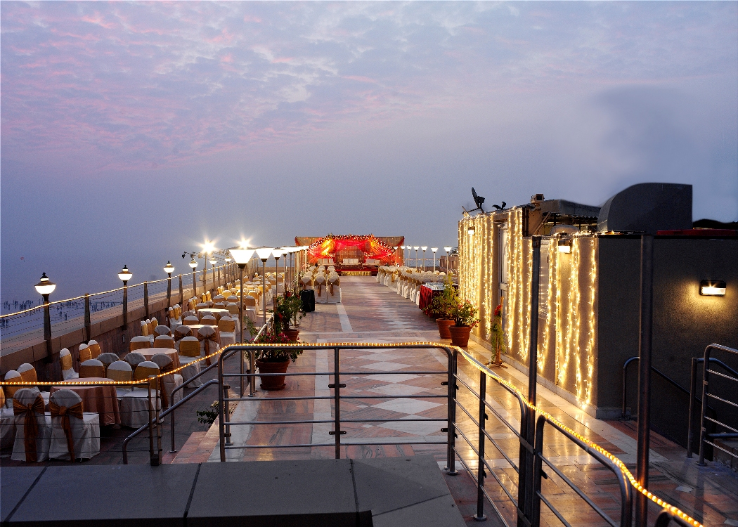 K raheja hospitality group leverages ids fortunenext for Terrace party