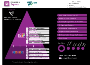 FortuenNEXT 6i Express Infograph