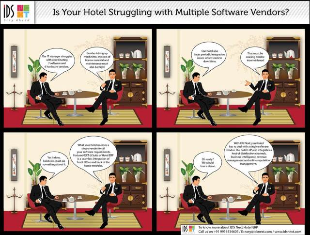 Is Your Struggling with Multiple Software Vendors